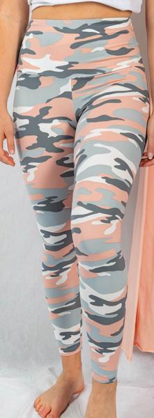 Surprise Run Leggings - 2 Colors!