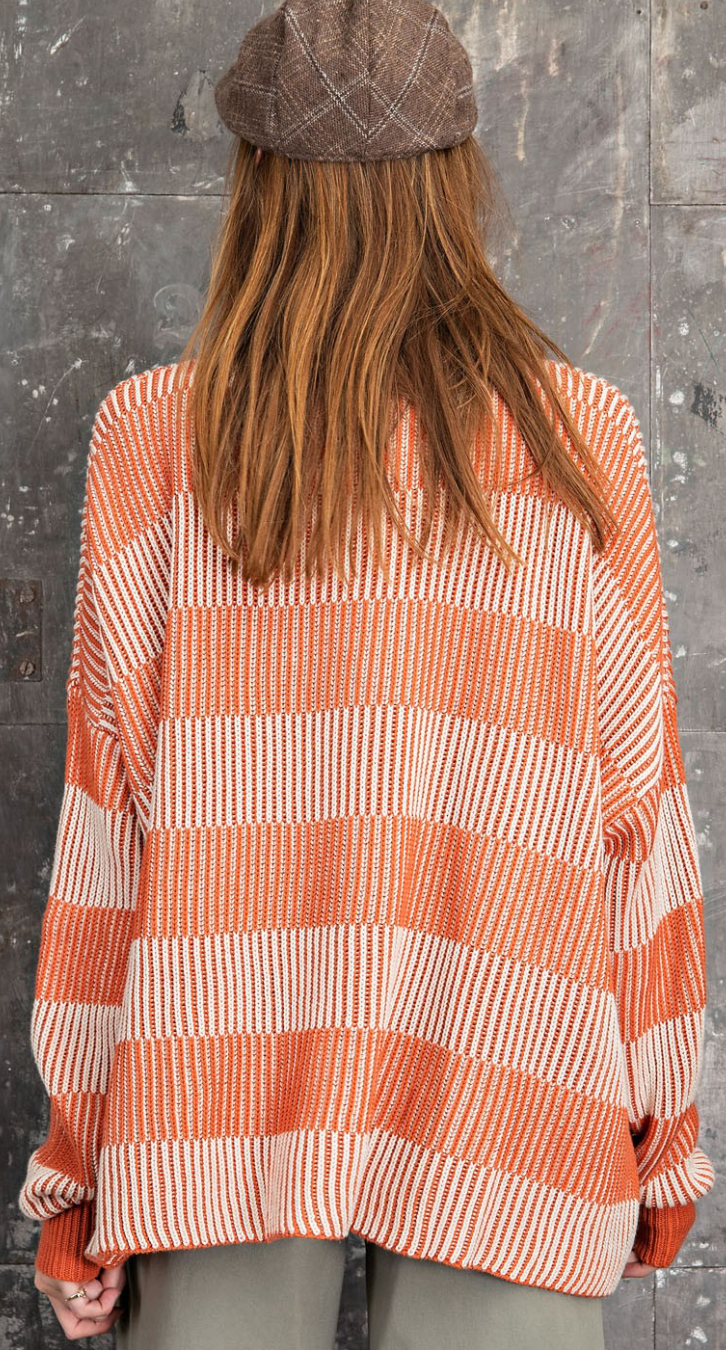 Take A Chance Sweater