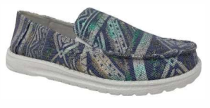 Gypsy Jazz Aztec Shoe - 3 Colors!