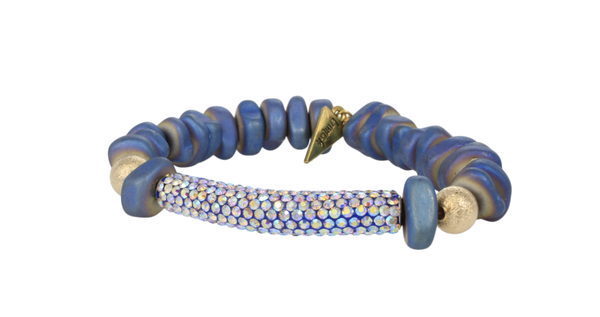 Erimish Single Bracelet - Roxx Cobalt