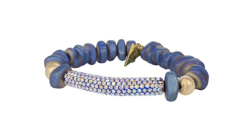 Erimish Single Bracelet - Roxx Cobalt