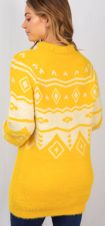 Honey I'm Home Sweater