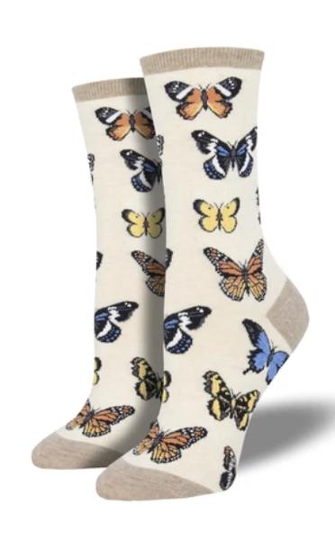 Majestic Butterflies Socks