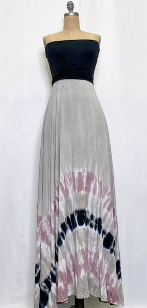 Soft Lines Maxi Dress