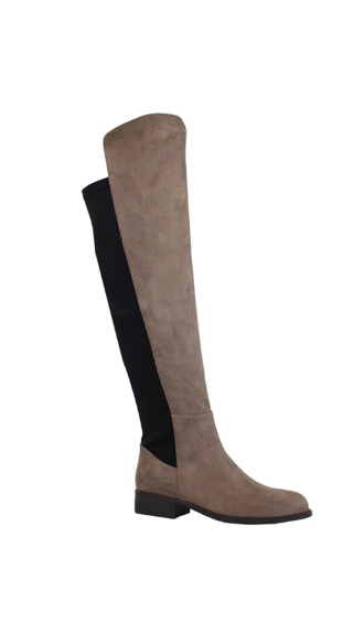 Monet Over The Knee Boot- 2 Colors!
