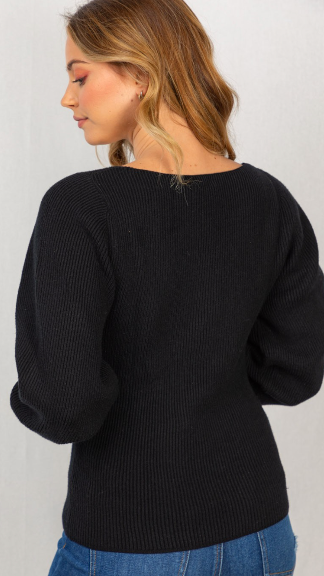 All The Hype Sweater - 2 Colors!