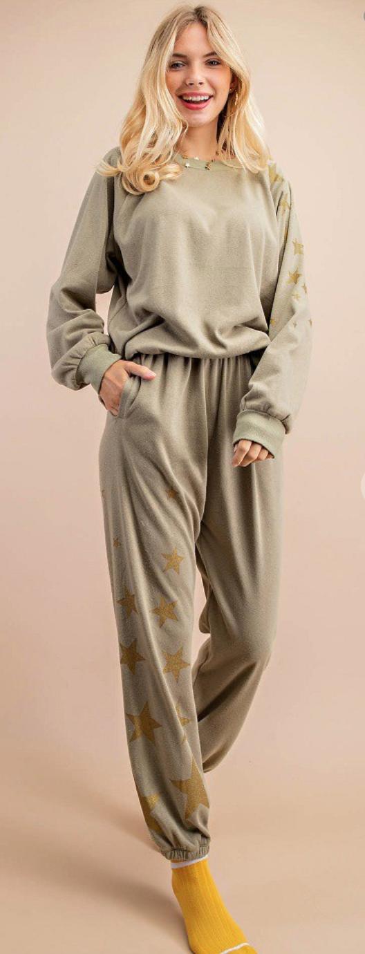 The Rachel Green Pullover