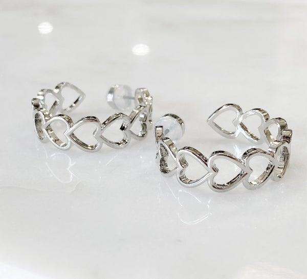 Melania Clara Forever Together Earrings