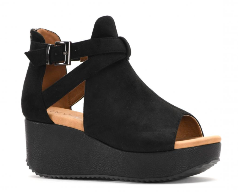 Corky's Walk The Walk Wedges - 2 Colors!