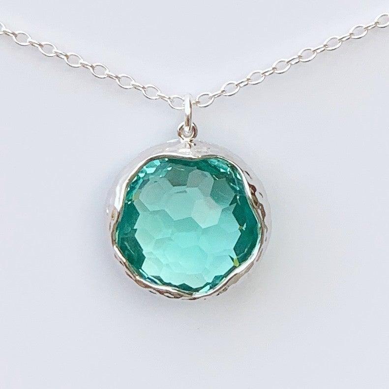 Ernite Shine Bright Gem Necklace