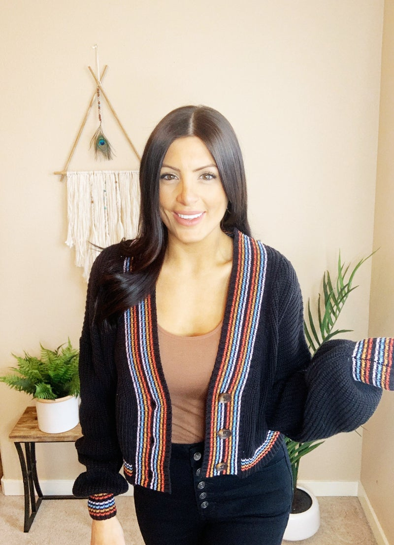 Takin' It Easy Sweater - 2 colors!
