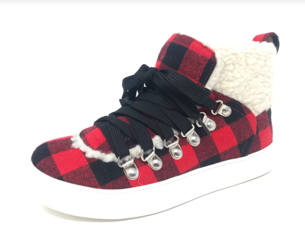 Very G Snuggly Sneakers