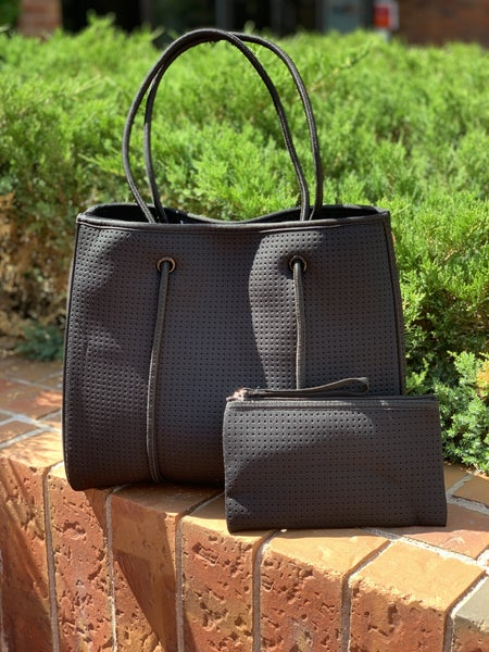 LILLY TOTE BLACK