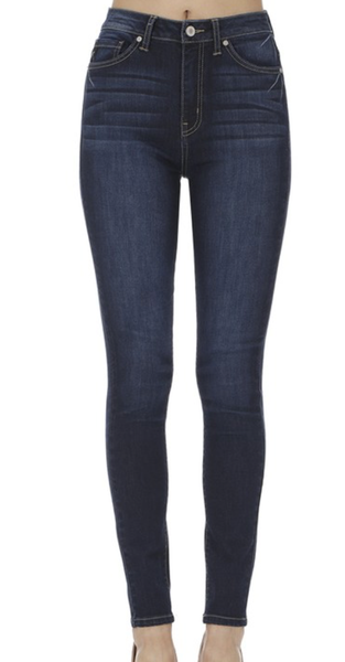 Kancan On The Go High Rise Curvy Fit Jean