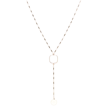 BB Lila Star Crossed Lover Necklace
