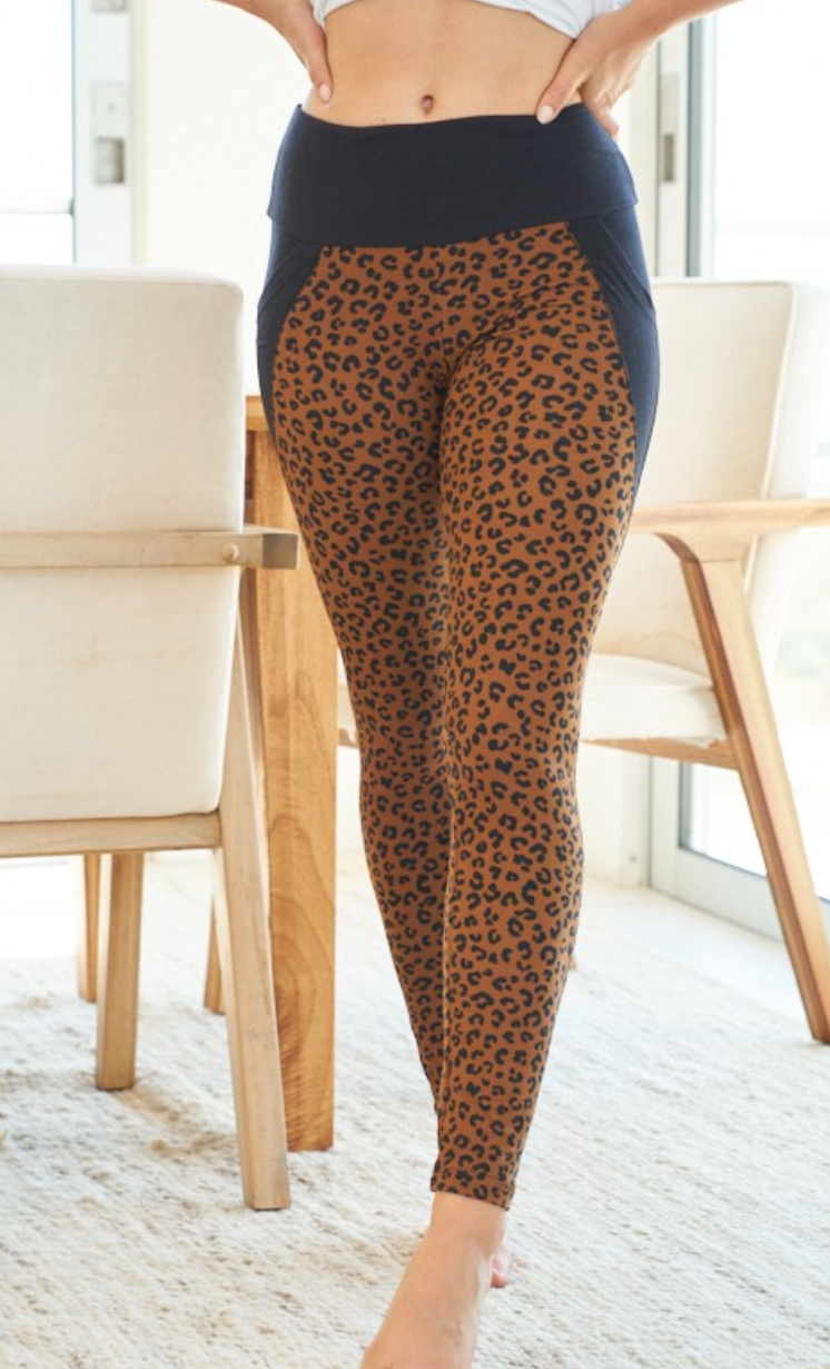 The Lotus Beauty Bottoms - 2 Colors!