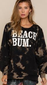 POL Beach Bum Sweatshirt - 3-Colors!