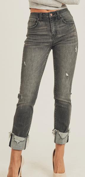 Risen Truth Straight Jeans