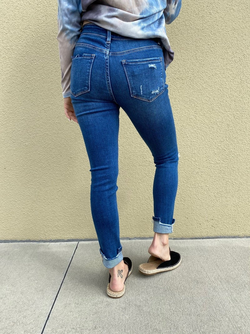 Vervet Four Season Skinny Jeans