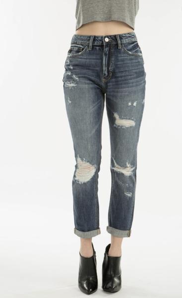 KanCan Velma Girlfriend Jeans