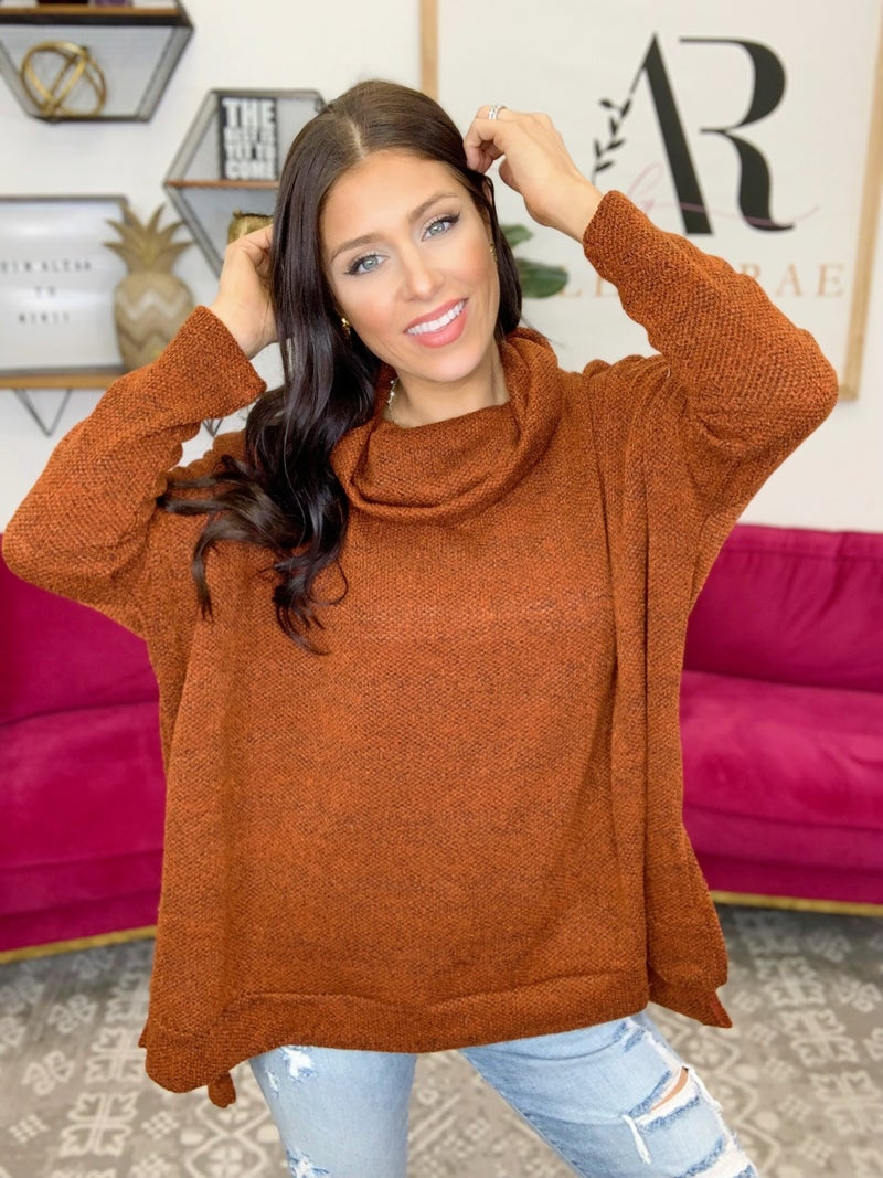 A Love Like This Sweater - 2 Colors!
