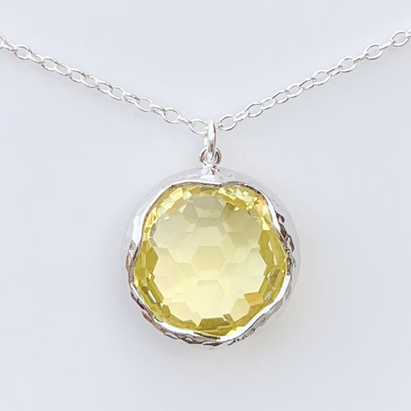 Jonquil Shine Bright Gem Necklace