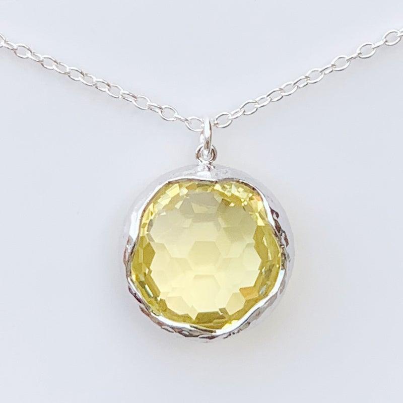 Jonquil Shine Bright Gem Necklace