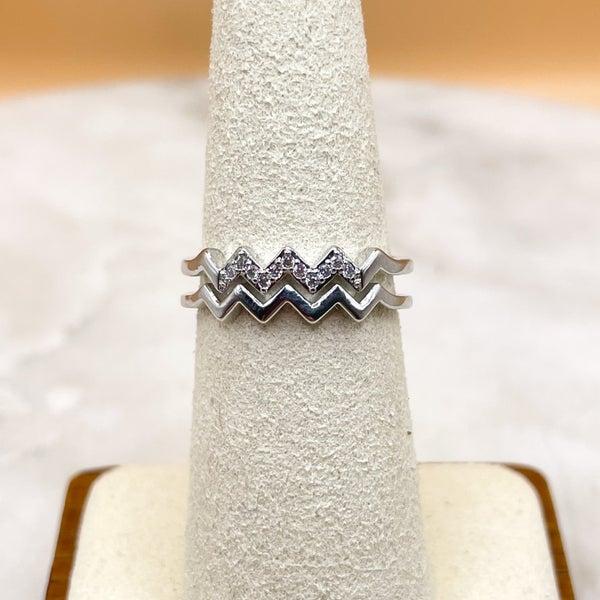 By Alexa Rae Waves Ring