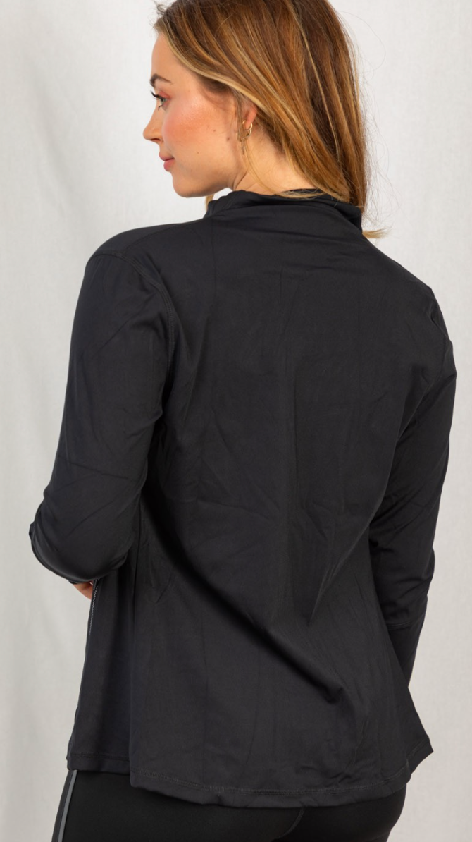 Long Time Coming Jacket - 2 Colors!