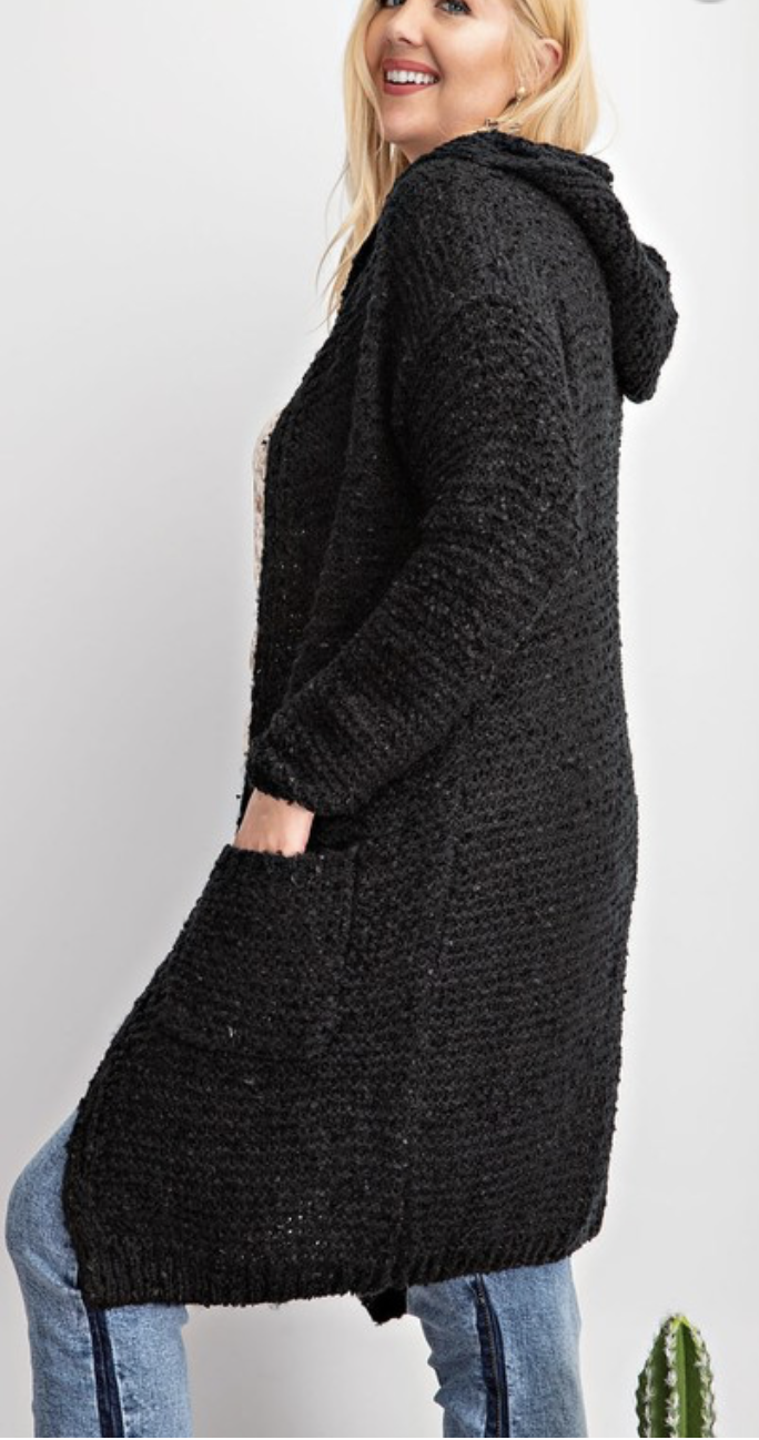 Calm And Cool Knit Cardigan