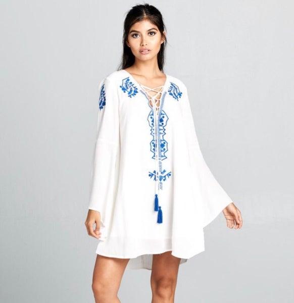 Santorini Tunic Dress