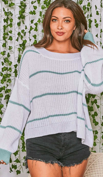 Love For The Game Sweater - 2 Colors!