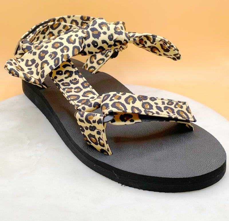 CCOCCI Tie Sandal - 3 Colors!