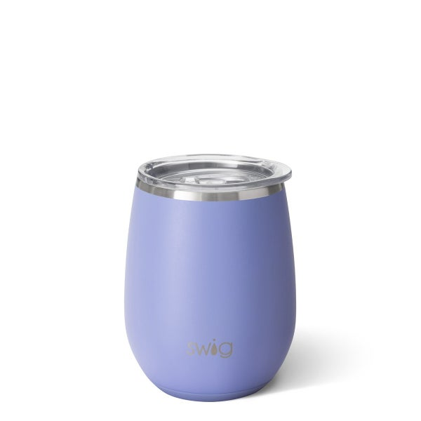 Matte Stemless Wine Cup -4- Colors