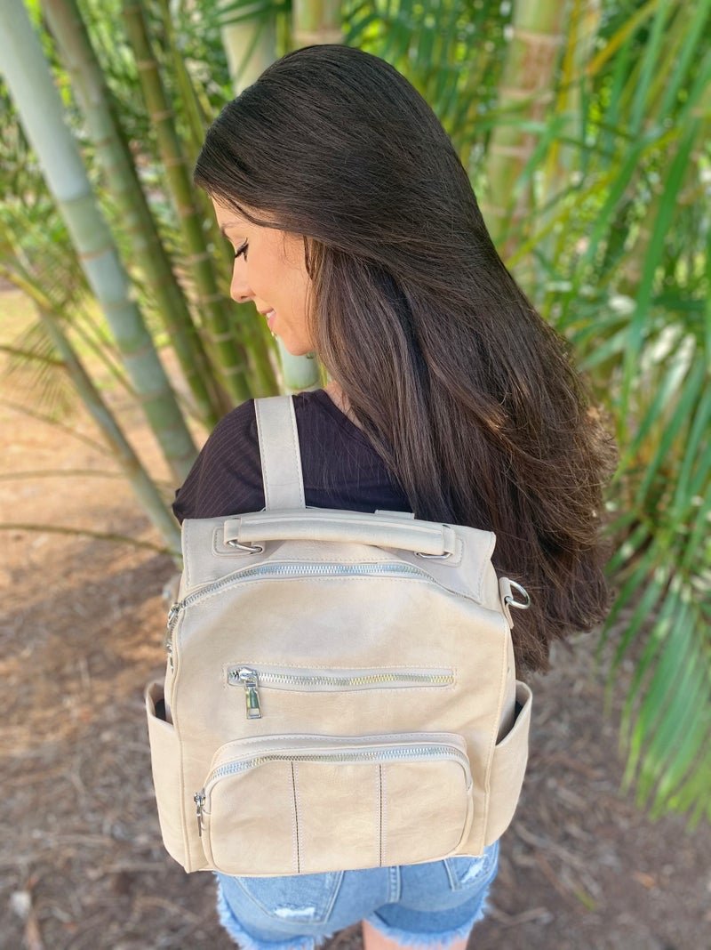 The Chelsea Backpack - 4 Colors!