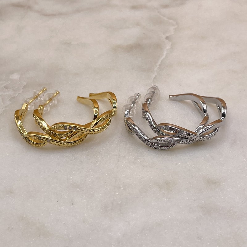 Melania Clara Soho Earrings