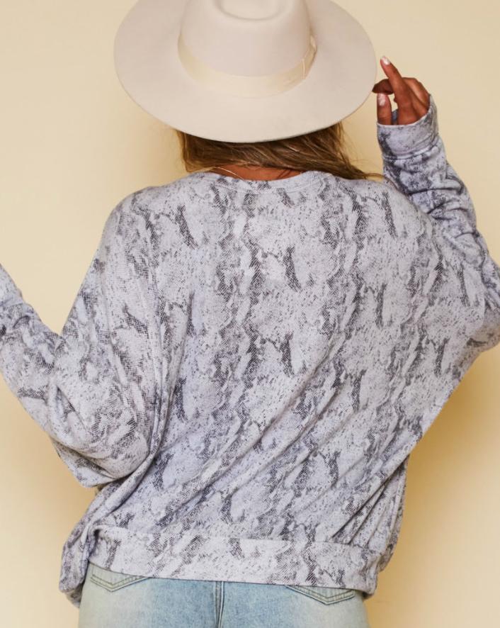 Different Scales Of Fashion Sweatshirt