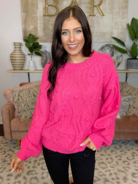 Smile So Bright Sweater