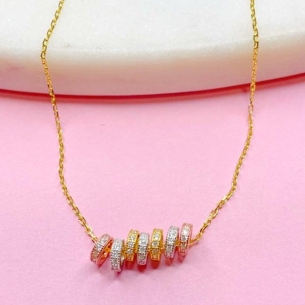 7 Cheerio Necklace