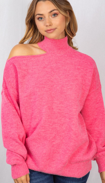 Stay The Course Sweater - 2 Colors!