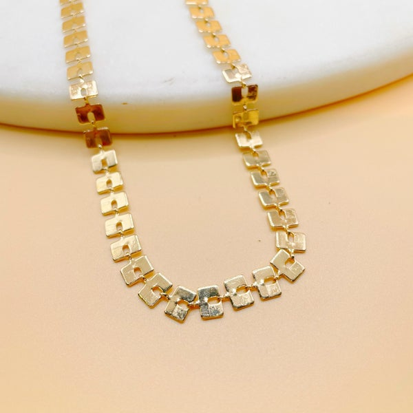 Mary Kathryn Gold Disco Chain