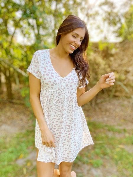 Top Spot Dress