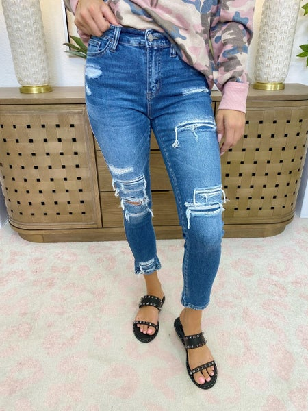 Stylish Rhythm Denim