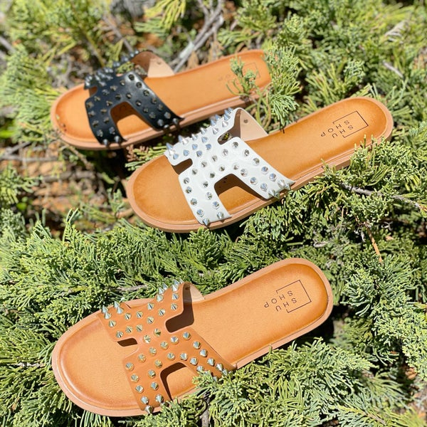 Shu Shop Brie Sandal- 4 Colors!