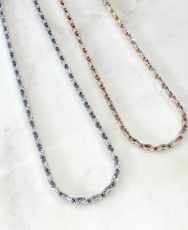 Melania Clara Lana Necklace Medium - 2 Colors! - duplicate