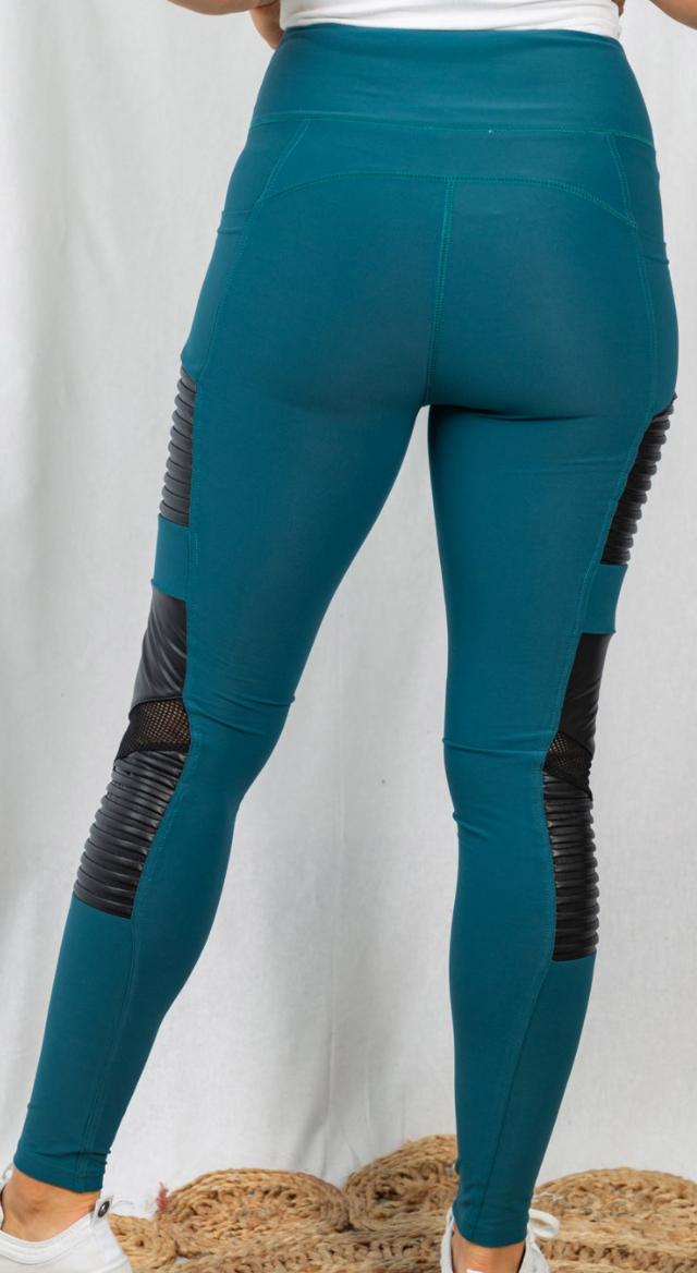 Super Hero Leggings - 3 Colors!