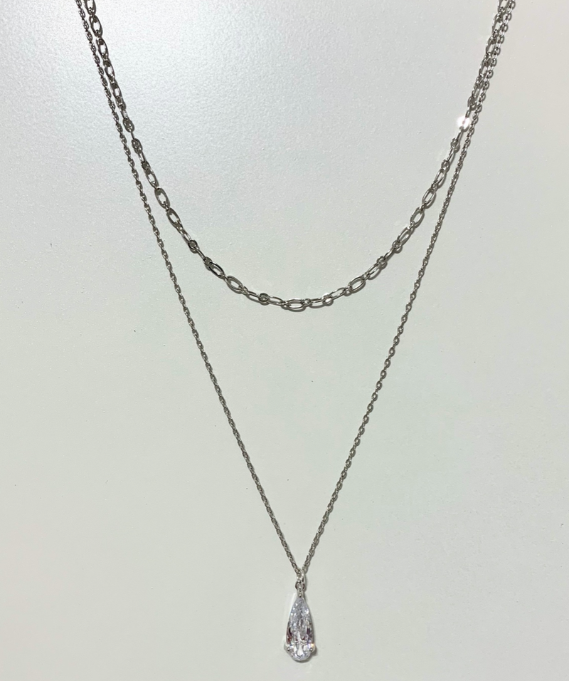 BB Lila Glamour Necklace