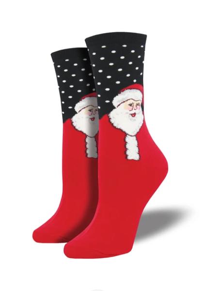 Jolly Claus Socks