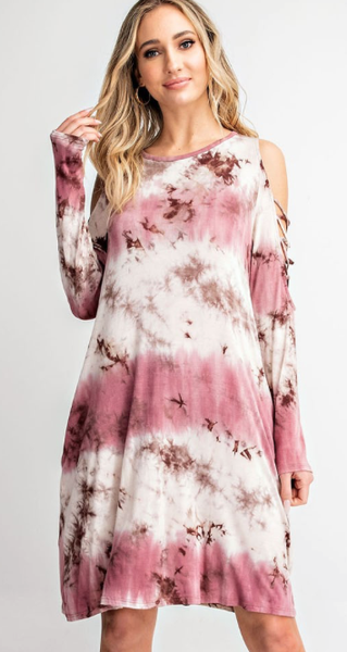 Tye Dye Me Crazy Dress