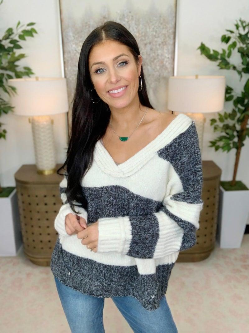 Friday Night Lights Sweater